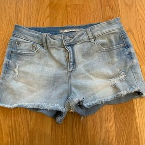Tractor shorts.  Size 14